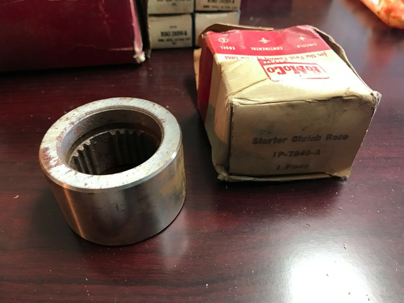 1951 1952 1953 1954 STATOR ASSY FORD-O-MATIC 3 SPEED 1P-7932A FORD NOS