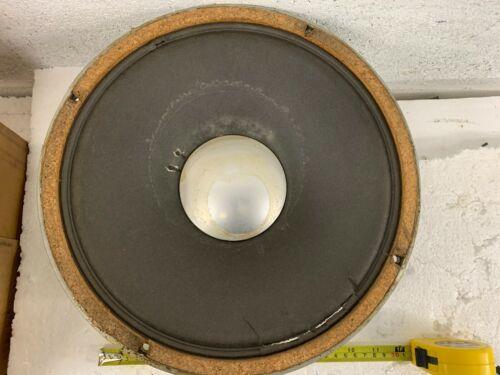 """Vintage JBL D131 12"""" Speakers 16 Ohm  James Lansing C36 C38 Untested"""