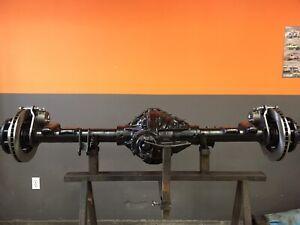 14Bolt axle