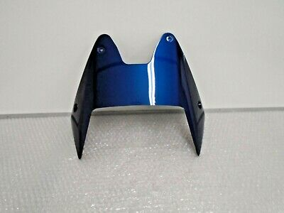 Kawasaki ZZR1400 2007 Blue Lower Rear Cowl Belly Pan 550280063726