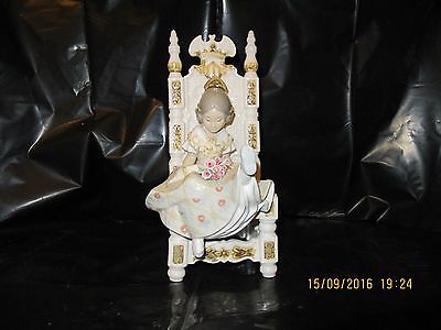 Lladro # 1395 Naughty Little Girl 1997