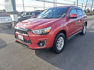 2015 Mitsubishi RVR SE AWC - only $152 biweekly all in!