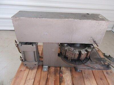 German Brand Pneumatic Turret Punch Sheet Metal Aluminum 12 Station Heavy Duty