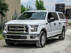 2015 Ford F-150 Supercrew XLT