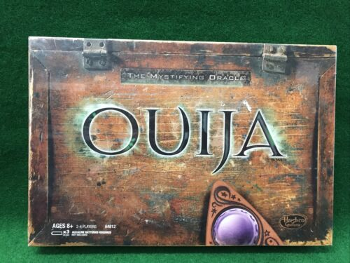 NEW Ouija Board Game The Mystifying Oracle W/ Lighted Planchette Hasbro A4812 - $29.99