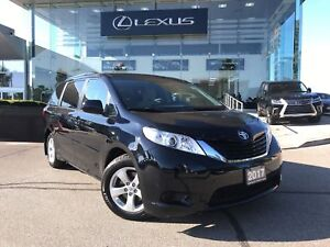 2017 Toyota Sienna LE Backup CAM Heated Seats Power Doors
