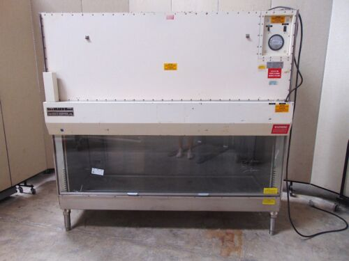 """Baker Co. VBM-600 Biological Safety Cabinet  77"""" Wide SR631"""
