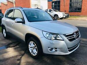 Volkswagen Tiguan wrecking , 2008 -2011 , parts and panel for sell West Footscray Maribyrnong Area Preview