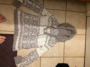 Knitted Maurice sweater