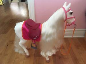 "18"" Doll Horse"