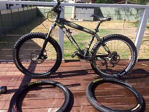 Molotov Da Bomb down hill or street mountain bike East Hills Bankstown Area Preview