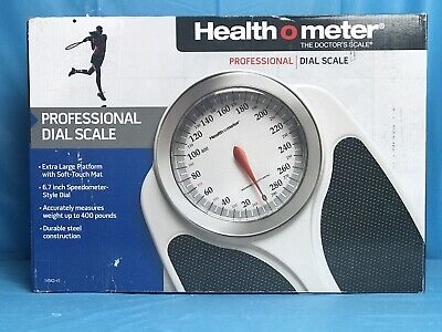 Health o Meter Professional Dial Scale - 300.00 lb