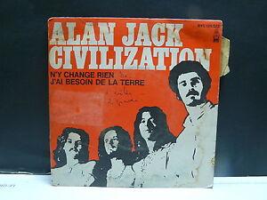 Alan Jack Civilization Bluesy Mind