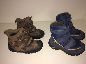 Toddler Boys Boots - $15 per pair