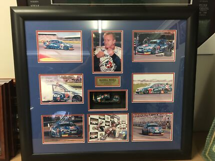 Russell ingall framed mirror picture   Collectables   Gumtree ...