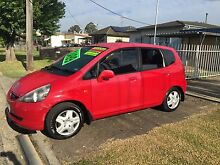 2002 Honda Jazz Hatch 3YR WARRANTY! 1YR ROADSIDE! SALE SALE!!!! Ingleburn Campbelltown Area Preview