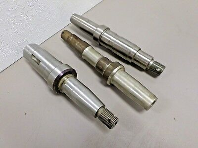 Caterpillar Water Pump Shafts Lot Of 3 New Old Stock No Part Numbers