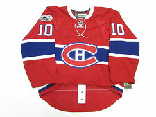 LAFLEUR MONTREAL CANADIENS HOME 100th ANNIVERSARY REEBOK EDGE 2.0 7287 JERSEY