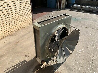 Trane Unit Heater P-cu Size 252p Hot Water Hydronic Commercialindustrial