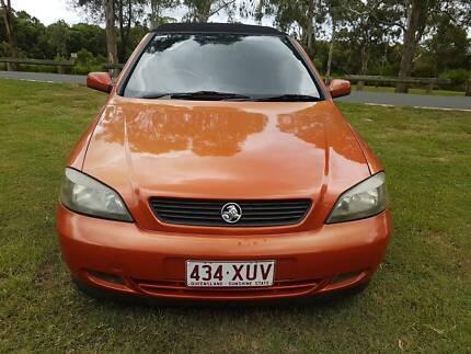 2004 Holden Astra 2 Door Convertible (BERTONE Edition) AUTO