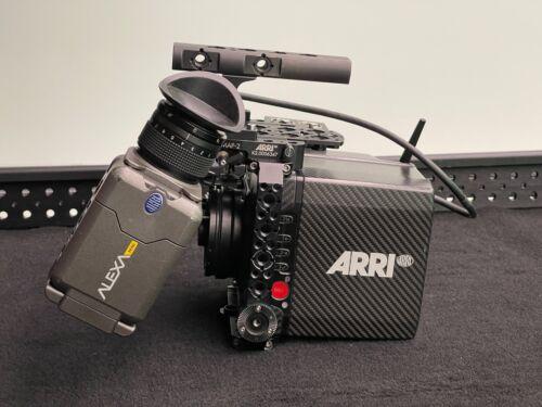 Arri Alexa Mini 4:3 and Arriraw license NEW SENSOR Low Hours