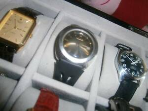 WATCHES  FOR SALE  GUESS    CITIZEN LADIES  MURANO GLASS WATCH Marsfield Ryde Area Preview