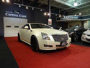 2012 Cadillac CTS AWD / COUPE / NAVIGATION / BACK UP CAMERA