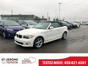 2012 BMW 128I * AUTOMATIQUE * 59 000 KM * CUIR * CONVERTIBLE *
