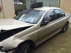 Falcon 2007 BF2 XT 4 speed auto 124000km wrecking Canning Vale Canning Area Preview