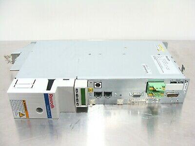 Rexroth Indradrive C Hcs02 Hcs02.1e-w0028-a-03-nnnn Servo Motor Drive Csh01