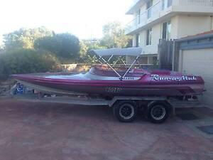 Hallett inboard Ski Boat for sale Mosman Park Cottesloe Area Preview
