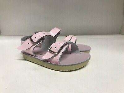 Sun-San Salt Water Sandals Sea Wee Pink Toddler Size 4