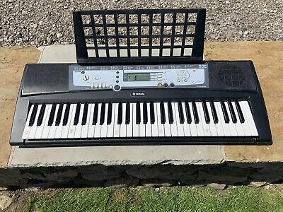 Yamaha PSR-E213 Electronic Keyboard Great Condition