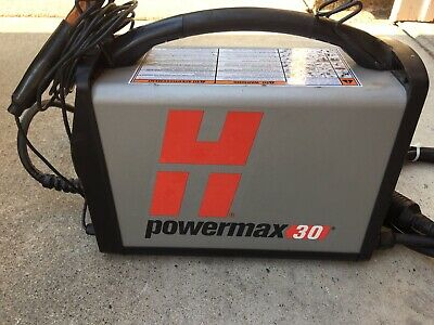 Hypertherm 088096 Powermax 30 Plasma Cutting System