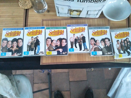 Seinfeld the complete series DVD collection with coffee table book