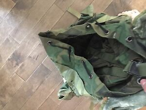 Camp Vietnam jungle knapsack