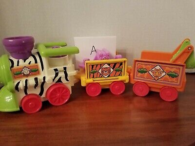 Fisher Price Little People Zoo Talkers Animal Sounds Train