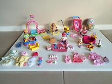 Baby Born mini world outdoor bulk set Like new Endeavour Hills Casey Area Preview