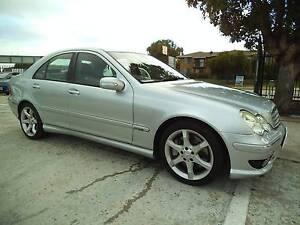 2007 Mercedes-Benz C180 KOMPRESSOR SUPER SPORT $12,990 St James Victoria Park Area Preview