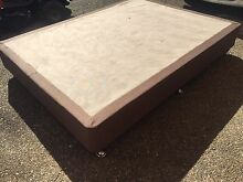 Queen bed ensemble bed base slat support good quality Buderim Buderim Maroochydore Area Preview