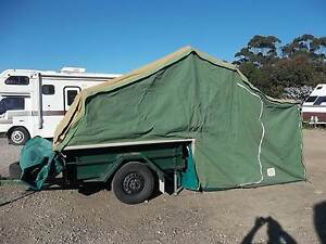 CAMPER TRAILER. AUSTRALIAN MADE CAMERON CANVAS IN EXELLENT COND! Heathcote Sutherland Area Preview