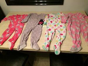 EUC 3T Sleepers Carters/Children's Place