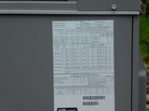 Carrier® Comfort™ - 5 Ton 14 SEER Residential Packaged Heat Pump System