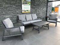 Lounge-Set / Sitzgruppe / Aluminium Gartenmöbel Nordrhein-Westfalen - Ladbergen Vorschau