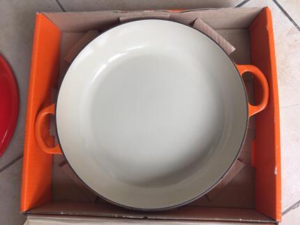 Le Creuset 30cm shallow Casserole Dish - Volcano