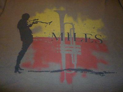 Miles Davis 2007  Shirt ULTRA RARE Only 500 Made Worldwide NEW!!!
