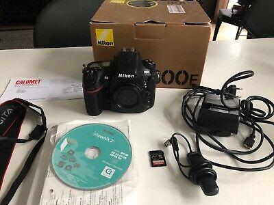 Nikon D800e mit ca. 19.000 Auslösungen, OVP und Zubehörpaket – guter Zustand! gebraucht kaufen  Berlin
