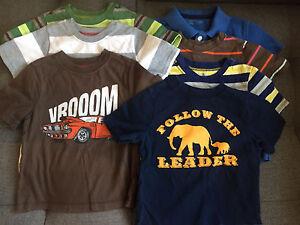 BOYS 3T Short Sleeve T-Shirt Lot