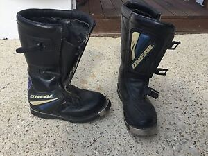 Childs O'Neal Motorbike Boots Tapping Wanneroo Area Preview