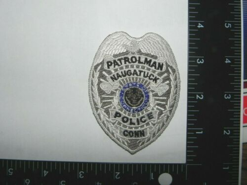 NAUGATUCK, CONNECTICUT --POLICE-    MAYBE FOR A CAP